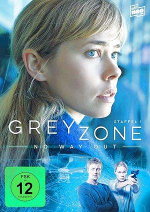 Greyzone - No Way Out - Staffel 1 – 3-DVD-Set – Neu