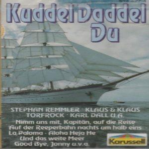 Kuddel Daddel Du – CD – Seemannslieder - Gebraucht