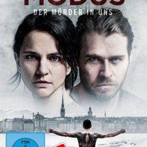 Modus - Der Mörder in uns - Staffel 1 – 4-DVD-Set - DVD-Front