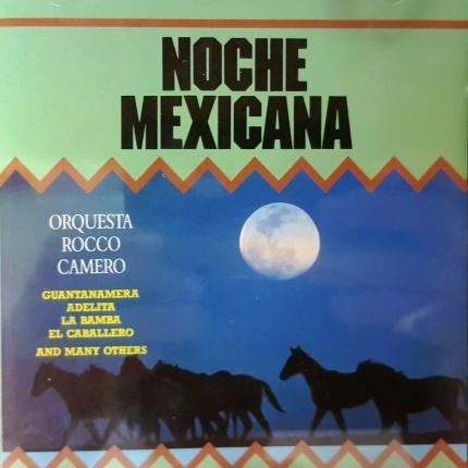 Noche Mexicana – CD – Latinamerica – Gebraucht - Frontseite