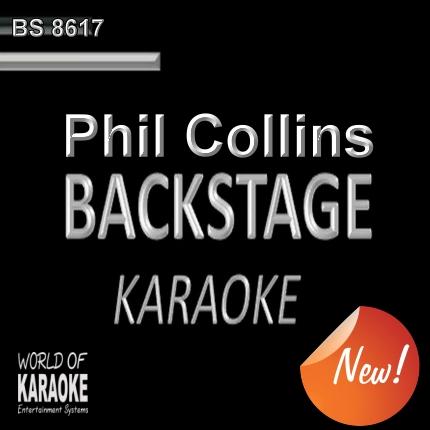 Phil Collins – Karaoke Playbacks – BS 8617