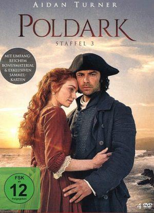 Poldark - Staffel 3 – 4-DVD-Set - Neu