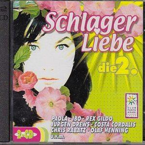 Schlagerliebe die 2. – 2 CD-Set NEU