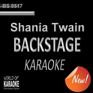 Shania Twain – Karaoke Playbacks – BS 9517