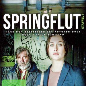 Springflut - Staffel 1 – 3-DVD-Set – Neu