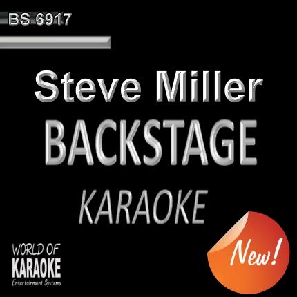 Steve Miller – Karaoke Playbacks – BS 6917