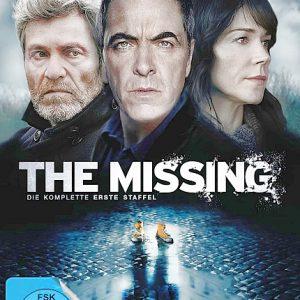 The Missing – Erste Staffel – 3-DVD-Set – Neu