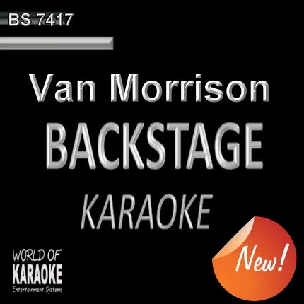 Van Morrison – Karaoke Playbacks – BS 7417