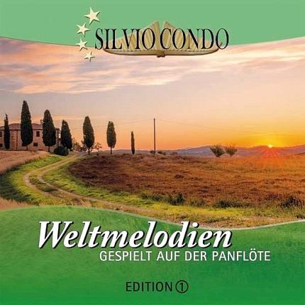 Silvio-Condo-Weltmelodien-Front
